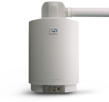 Scaldabagni a gas ad accumulo