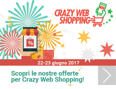 Offerte Crazy Web Shopping