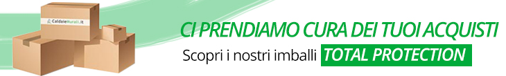 Imballo supplementare - Total protection