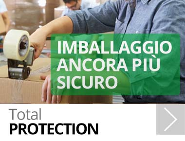 Imballaggio Total Protection